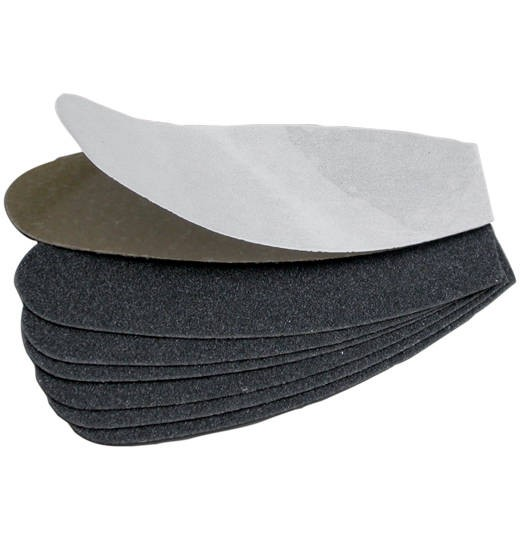 Hygienic Fussfeile Nachfüllpack Patches rauhe Körnung 10 Stk.