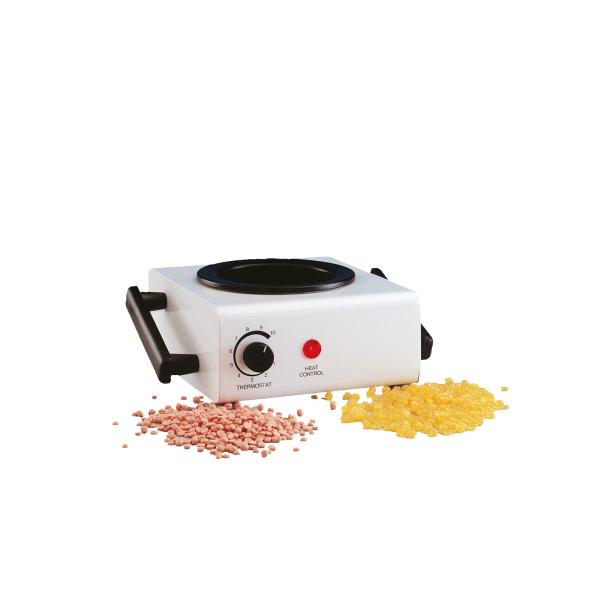 Wachswärmegerät für 400ml Wachtöpfe oder Wachspastillen