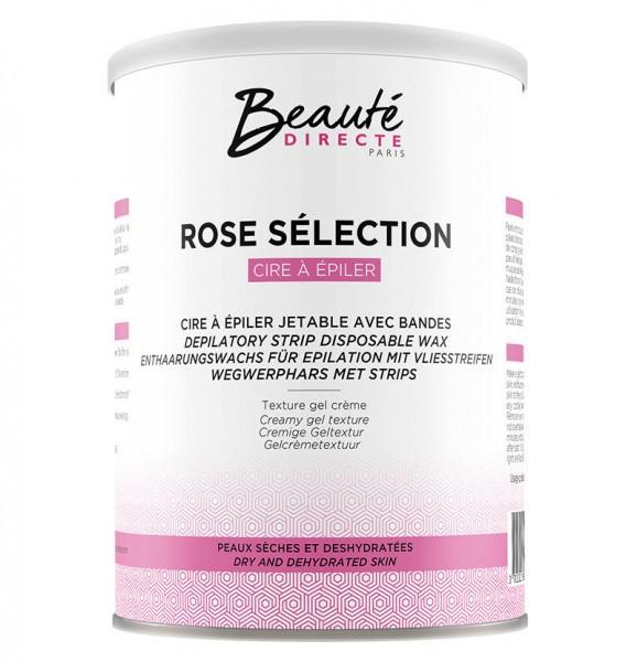 Rosenwachs Selection, Topf 800 ml mit Vliesstreifen anzuwenden