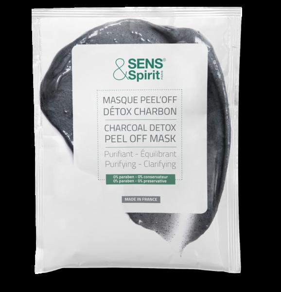 Peel-Off Maske Detox mit Aktivkohle