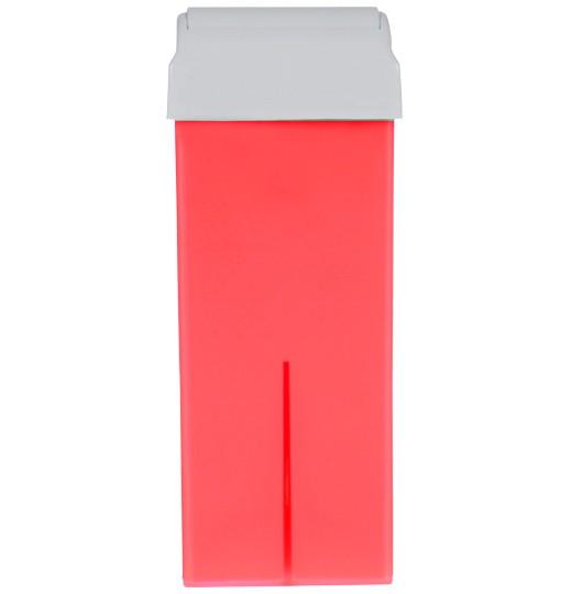 Gelwachs rote Früchte Kartusche 100ml Ohne Kolophonium mit Vliesstreifen anzuwenden