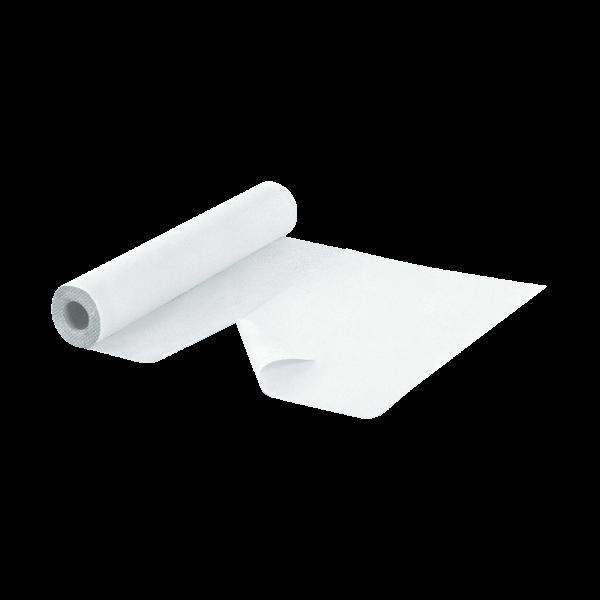 Liegenauflage wasserfest, Rolle 68 m, Breite 60 cm, weiß