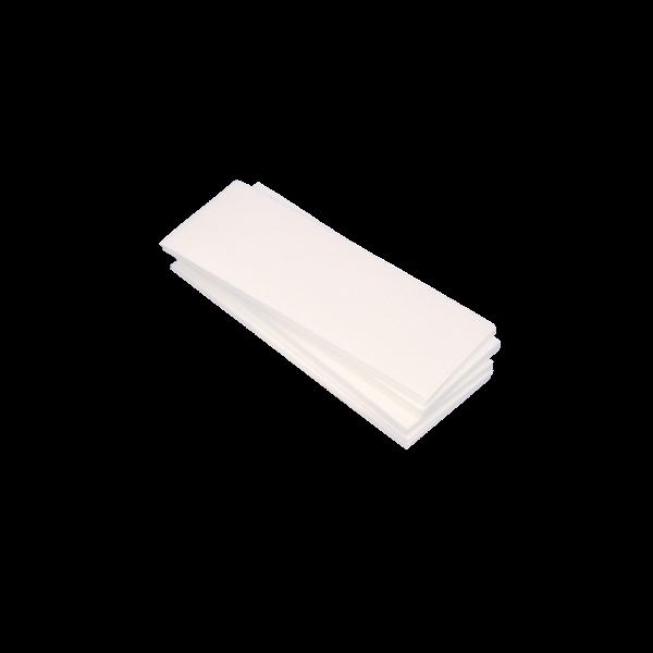 Vliesstreifen ECO, 22 x 6,5 cm, Packung mit 250 Vliesstreifen